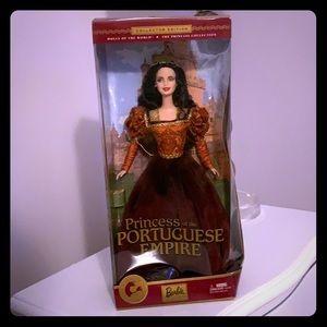 Barbie Princess of the Portuguese Empire